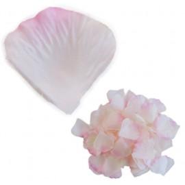 Petalo Rosa Artificial Crema Rosa (100ud)
