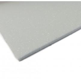Goma Eva Brillo 40x60 cm Blanca