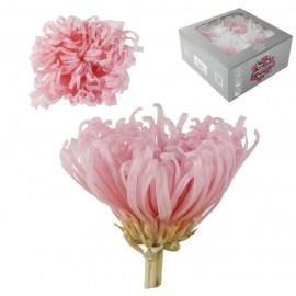 Anastasia Crisantemo Rosa Ø 7 cm (4ud)