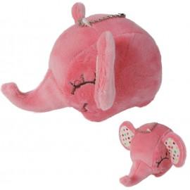 Peluche Elefante Rosa ↕ 7,5 cm