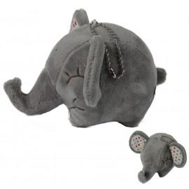 Peluche Elefante Gris ↕ 7,5 cm