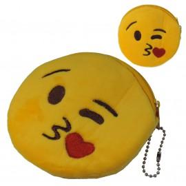 Monedero Emoji Besito Ø11