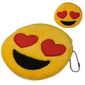 Monedero Emoji ENomorado Ø11