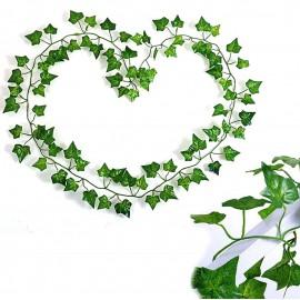 Guirnalda Hojas Parra Mini (80 hojas) 2,2mts