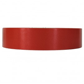 Cinta Simple 31mm Rojo 100 mts
