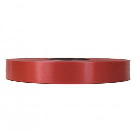 Cinta Simple 20mm Rojo 100 mts