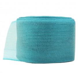 Cinta Yute Pile ↕ 6 cm x 10mt Azul