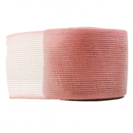 Cinta Yute Pile ↕ 6 cm x 10mt Rosa