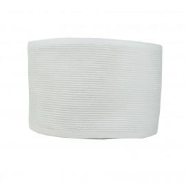 Cinta Yute Coto ↕ 7 cm x 15mt Blanco