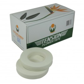 Floral Tape Tension Blanco 2(ud)