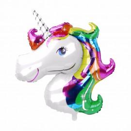 Globo Mega Unicornio 118 cm Foil