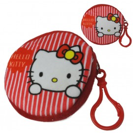 Monedero Hello Kitty Rojo Ø9