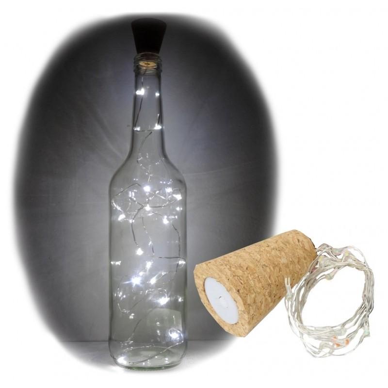 Led 15 luces para cupulas o botellas c pilas for Luces led a pilas para armarios