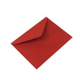 Sobres Para Tarjetas Rojo (20ud)