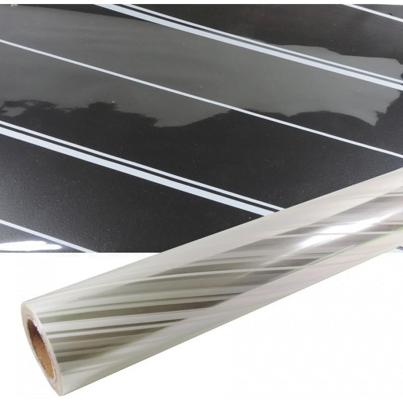 rollo celofan lineas blancas 70 x 50mt. Black Bedroom Furniture Sets. Home Design Ideas