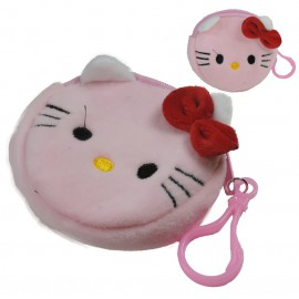 Monedero Hello Kitty Rosa Ø9