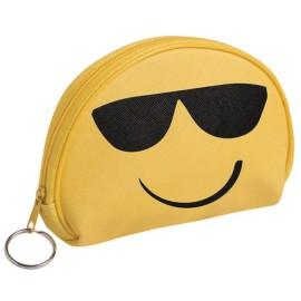 Monedero Emoji Gafas