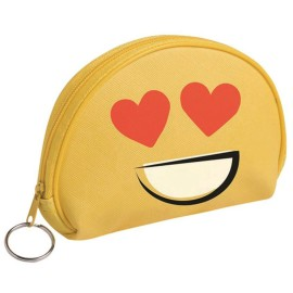 Monedero Emoji Corazon