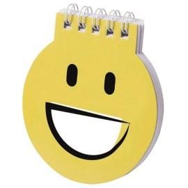 Libreta Notas Emoji Risa