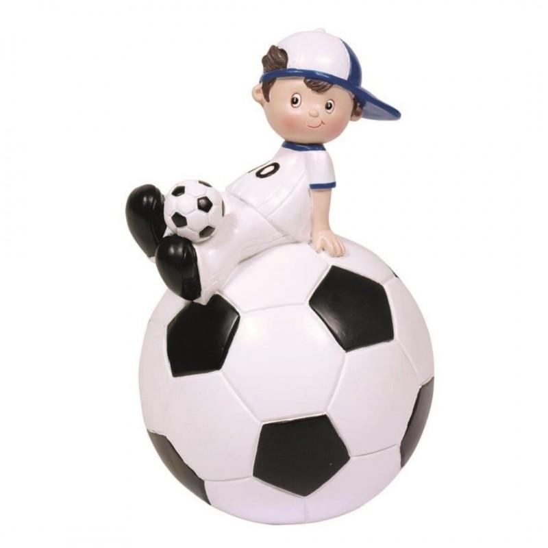 Futbolista Madrid Balon Hucha