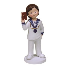 Niño Marinero Biblia 16cm