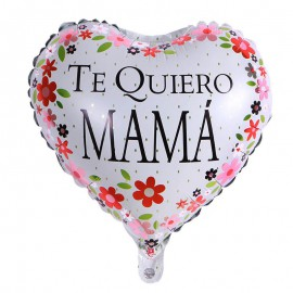 "Globo ""Te Quiero Mama"" 18'' Foil"