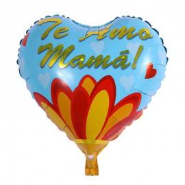 "Globo ""Te Amo Mama"" 18'' Foil"