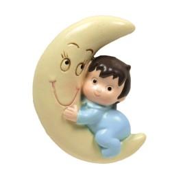 Bebe Luna Iman Azul