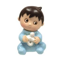 Bebe Biberon Iman Azul (6ud)