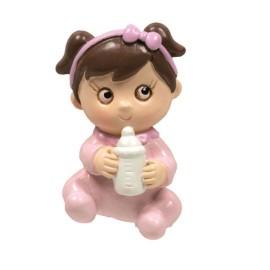Bebe Biberon Iman Rosa (6ud)