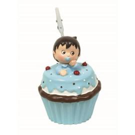 Bebe Cupcake Clip ↕ 12 cm