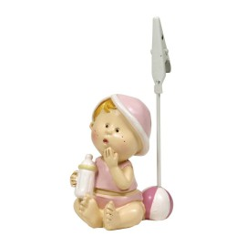 Bebe Bibero Rosa Clip ↕ 9cm