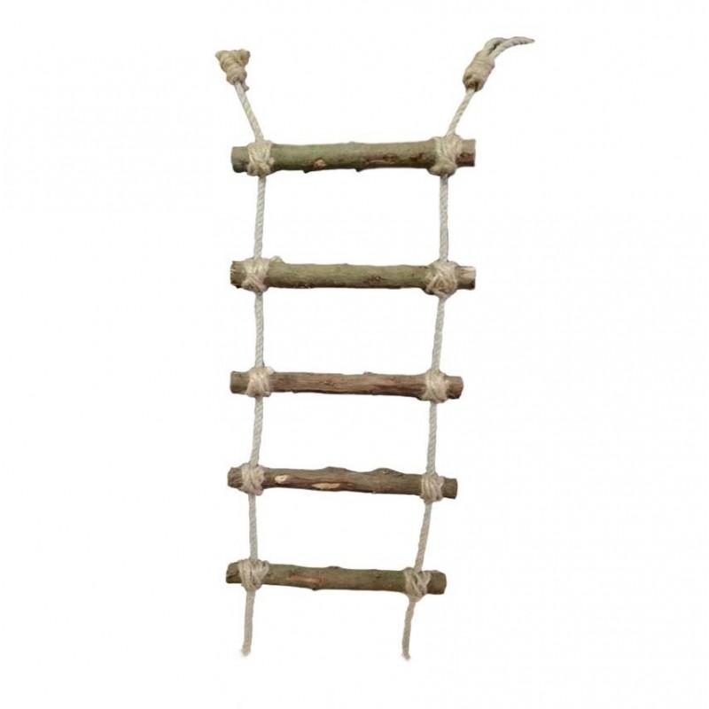 Escalera Rustica 5 peldaños