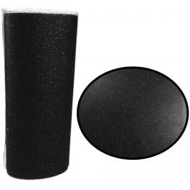 Rollo Tull Brillo Negro ↕ 15 cm