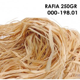 Rafia Promo 250g Natural