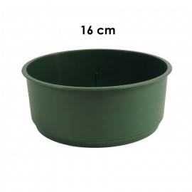 Centro Redondo Verde 16cm (G16)