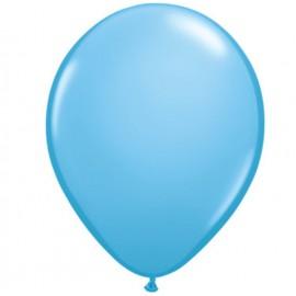11'' Globo Latex Pale Blue 100ud Liso