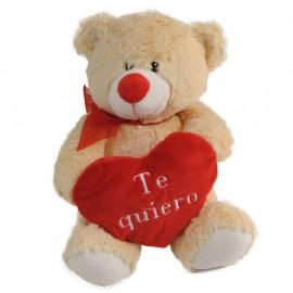 """Osito Peluche """"Te Quiero"""" 25 cm"""