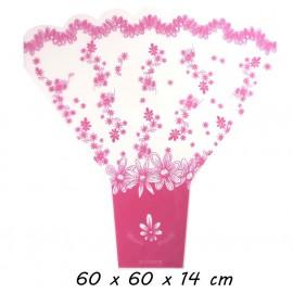 Bouquet Melody Rosa 60x60x14 cm