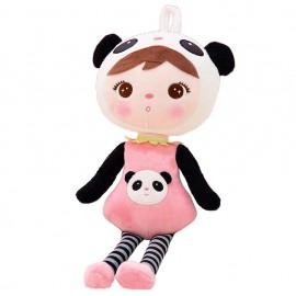 Peluche Niña ↕42cm Panda