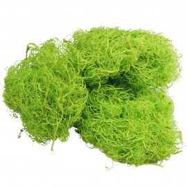 Curly Moss Verde Lima 200 grs