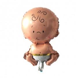 Foil Mini Bebe Niño