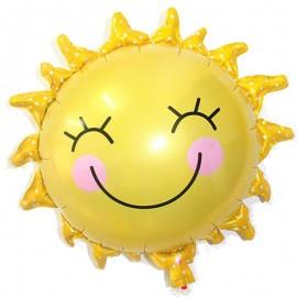 Foil sol Feliz