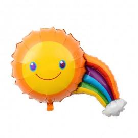 Foil Sol - Arcoiris