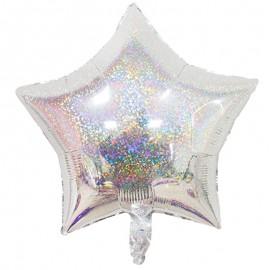Estrella Luminum Plata 44cm...