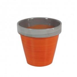 Maceta Mini Naranja Ø9 cm