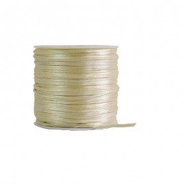 Cola de Ratón 2mm Beige 50mt