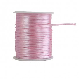 Cola de Ratón 2mm Rosa 50mt