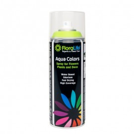 Spray Aquacolor Yellow Green