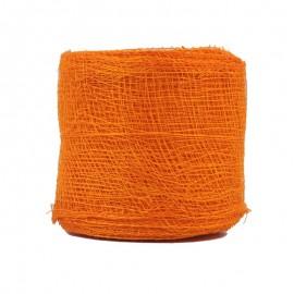 Sinamay Naranja ↕7 x 9.15 mt